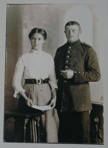 Urgroßeltern Heinrich Stöcker und Marie Kant